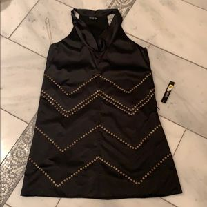 NWT Gianni Bini black cocktail dress